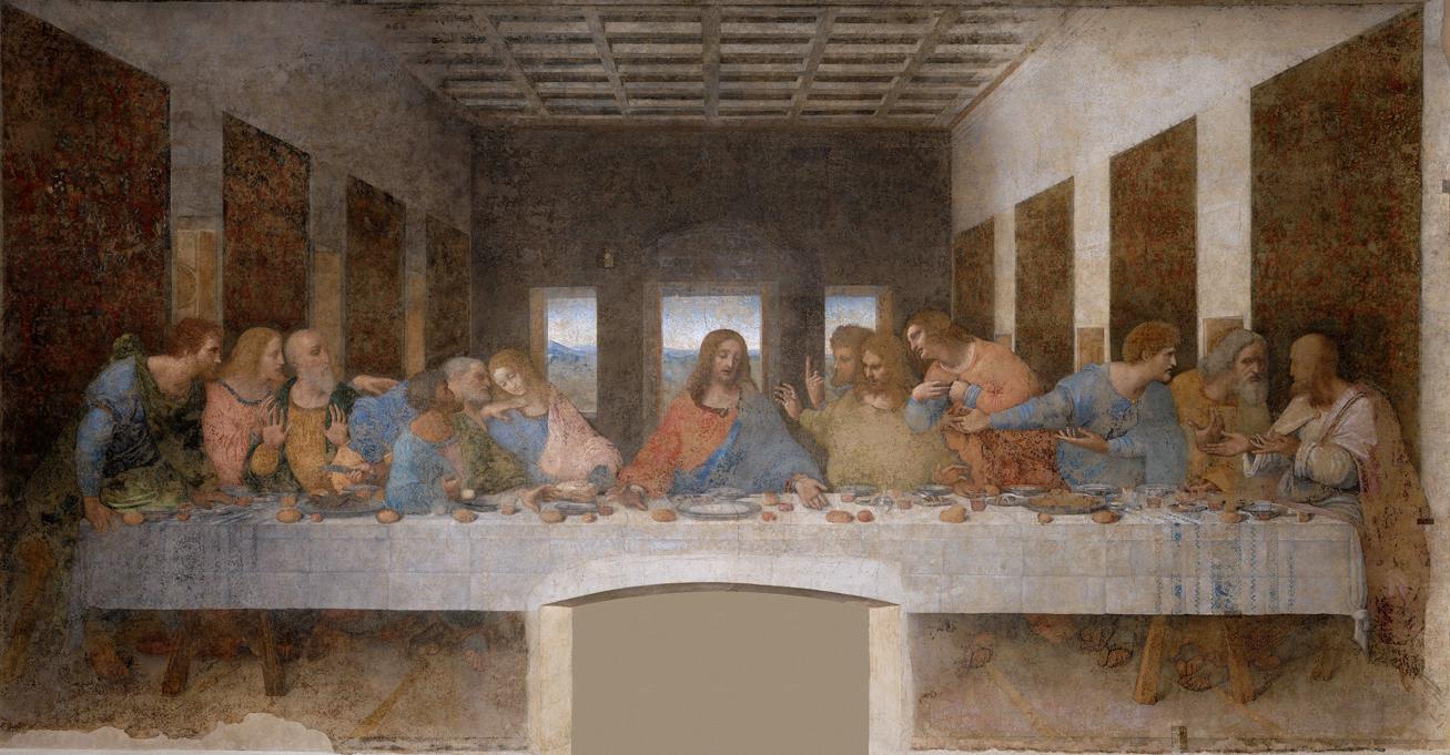 Da-Vinci-Last-Supper