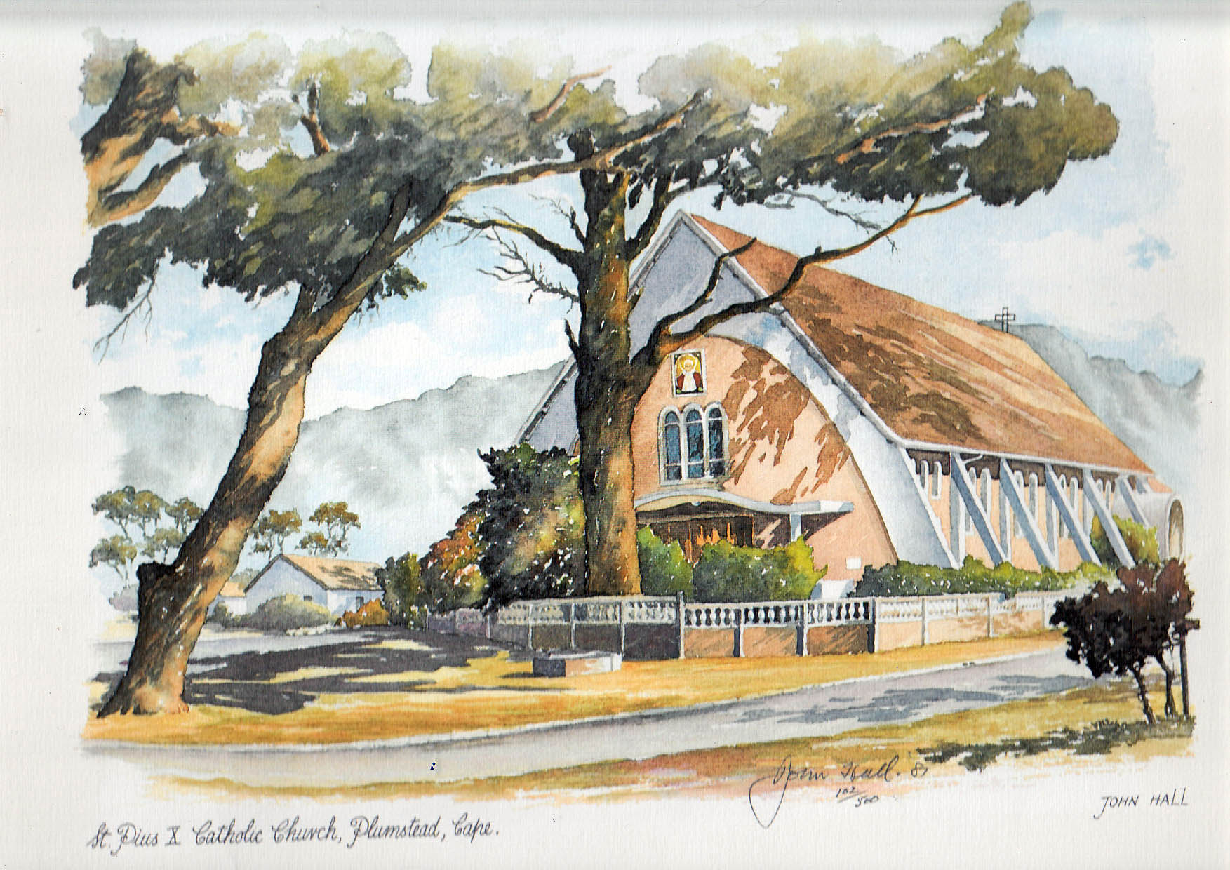 St. Pius X Catholic Church, Plumstead